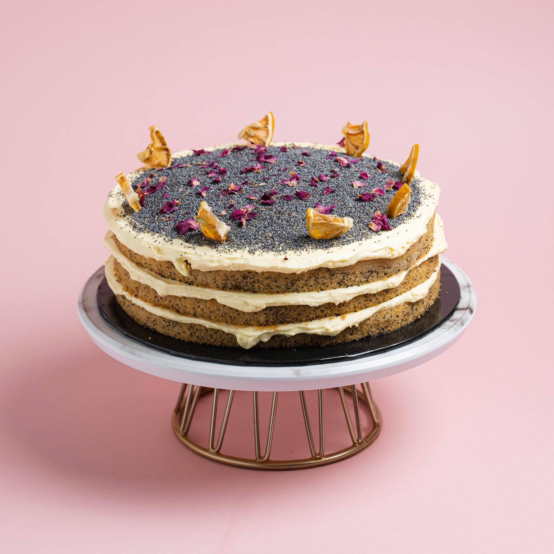 Sweet Lakshmi Poppy Lemon Cake | Deepavali Gifts | Eska Creative Gifting