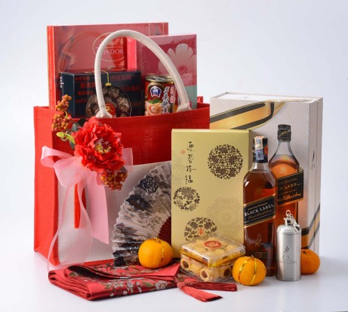 Prosperous Year Giftset | Chinese New Year Hampers Gifts | Eska Creative Gifting