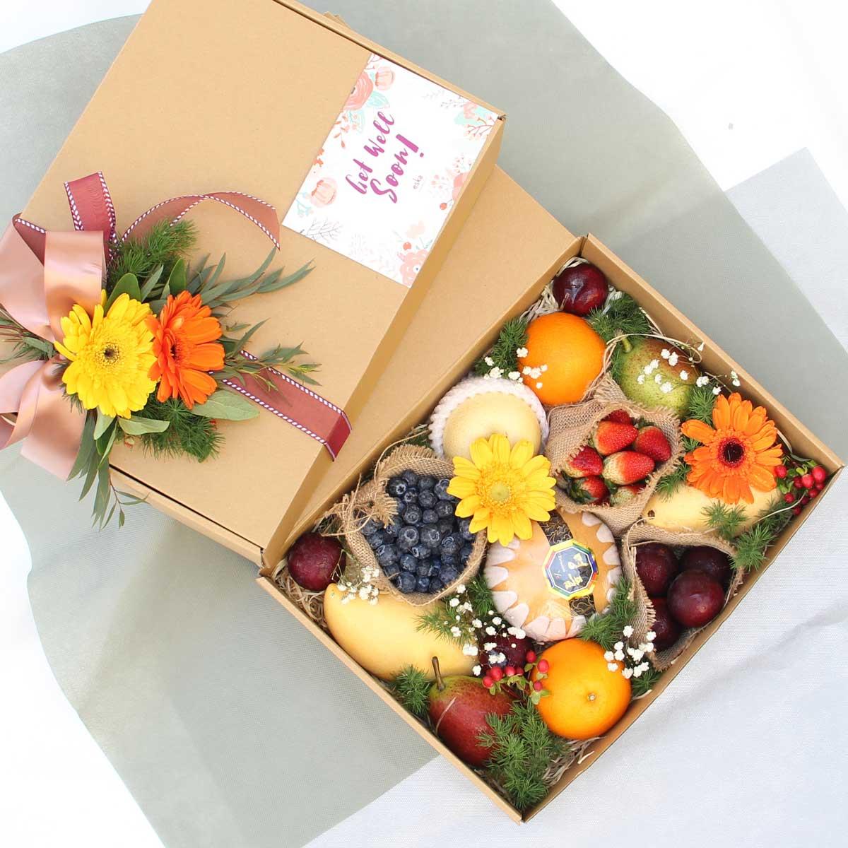 Boxie Fruittie | Fruits Basket | Eska Creative Gifting