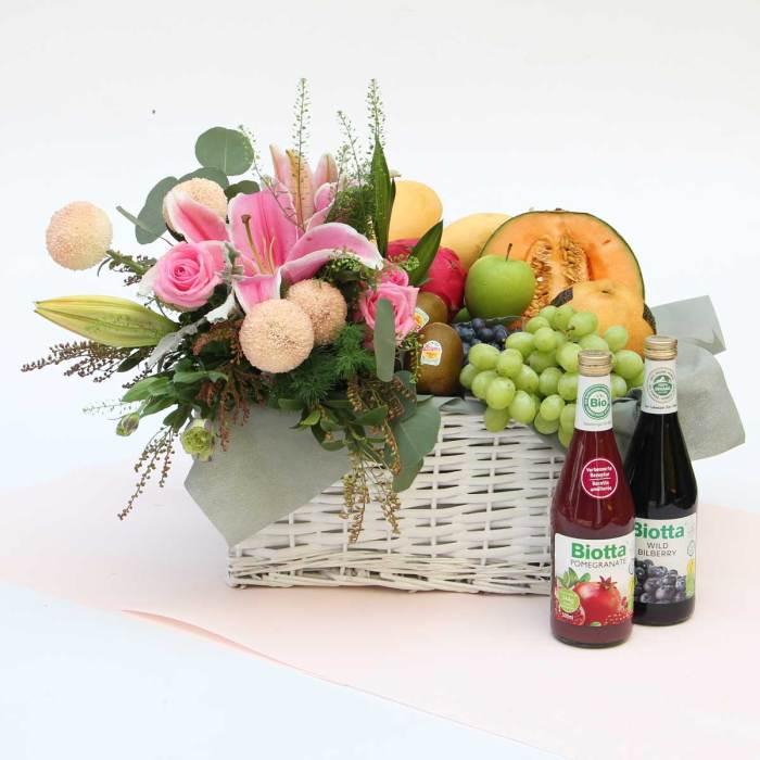 Pink of Health | Fruits Basket | Eska Creative Gifting
