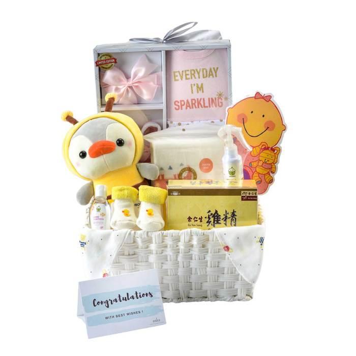 Congrats Mom & Baby | Newborn Baby Gifts | Eska Creative Gifting