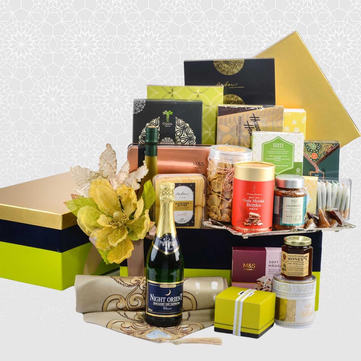 Ramadhan Luxury Gift Box   Beautiful Raya Giftboxes & Hampers   Eska Creative Gifting