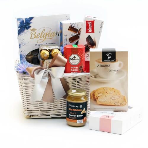 Sweet Chocolate & Cookies | Food Hampers | Eska Creative Gifting
