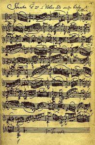 johann-sebastian-bach-notalar