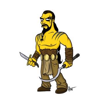 Game-Of-Thrones-Khal-Drogo-simpson