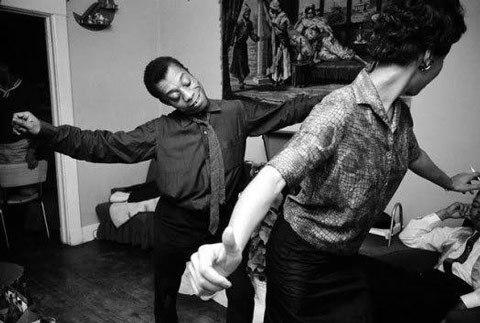 James-Baldwin-ve-Lorraine-Hansberry-party
