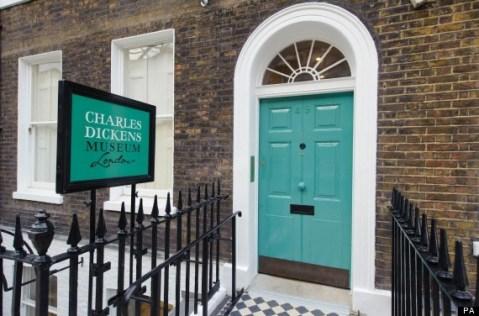 Charles-Dickens-Museum-London-England