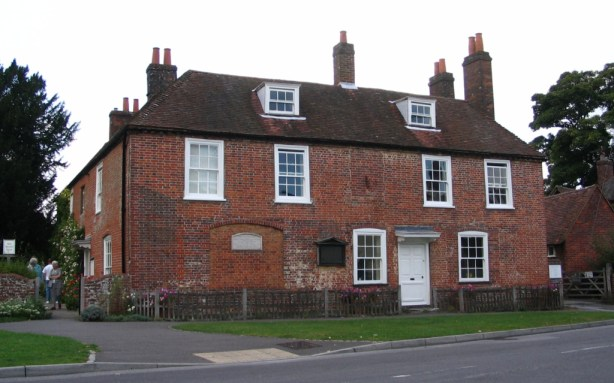 Jane-Austens-House-and-Museum-Hampshire-England