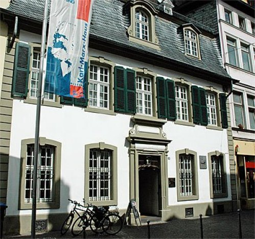 Karl-Marx-House-Trier-Germany