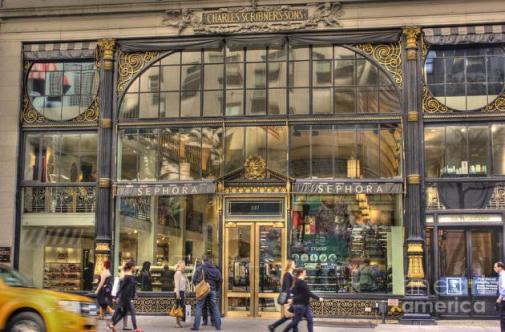 The-Scribner-Building-and-Charles-Scribners-Sons-Building-New-York-NY