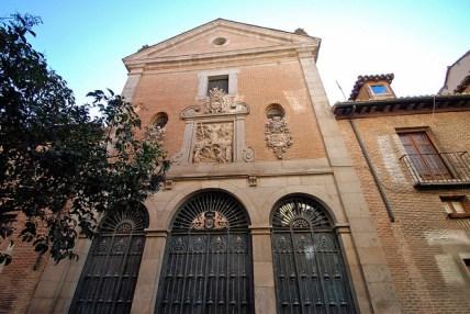 Convento-de-Las-Trinitarias-manastir-Cervantes-mezari
