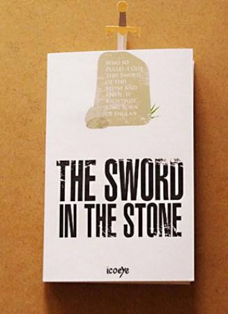 the-sword-in-the-stone-bookmark-kitap-ayraci