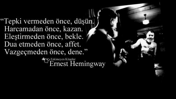 ernest_hemingway-sozleri
