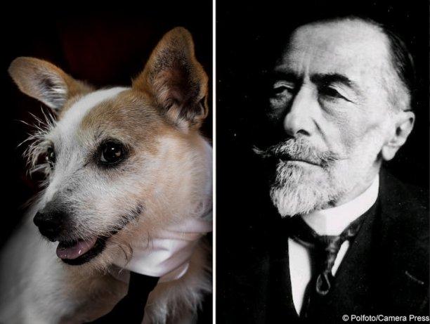 Joseph-Conrad-ve-kopek-portresi