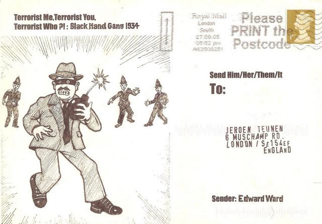 Edward Ward_Draw-me-a-Terrorist-posta-sanati