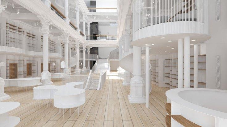 carousel-of-light-library-bucharest-bookstore-3