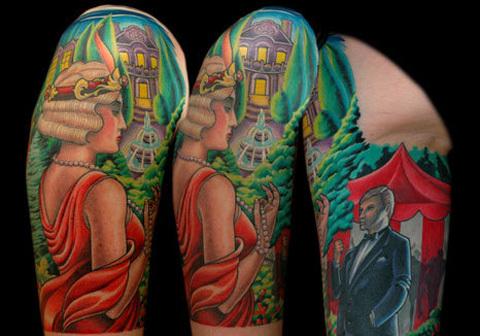 great-gatsby-muhtesem-gatsby-tattoos-1