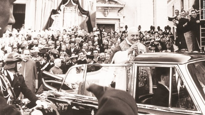 Papa-23. John_1962- İtalya-Milano-Loreto-Meydanı