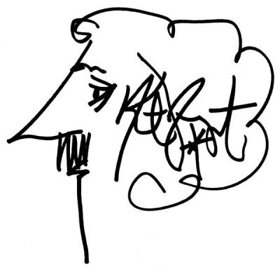 Kurt-Vonnegut_self-portrait