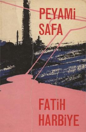 Fatih-Harbiye-Peyami-Safa
