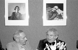 William S. Burroughs ve Norman Mailer