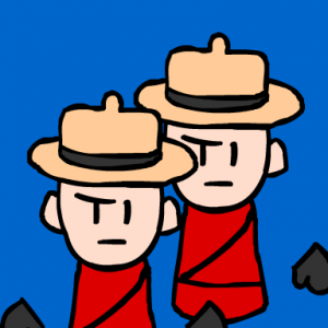 Constable Mackenzie and Constable Mackenzie