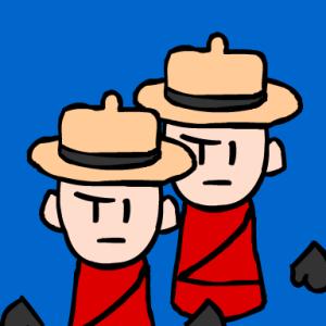 Constable Mackenzie and Constable Mackenzie