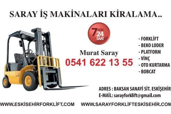 Eskişehir Forklift