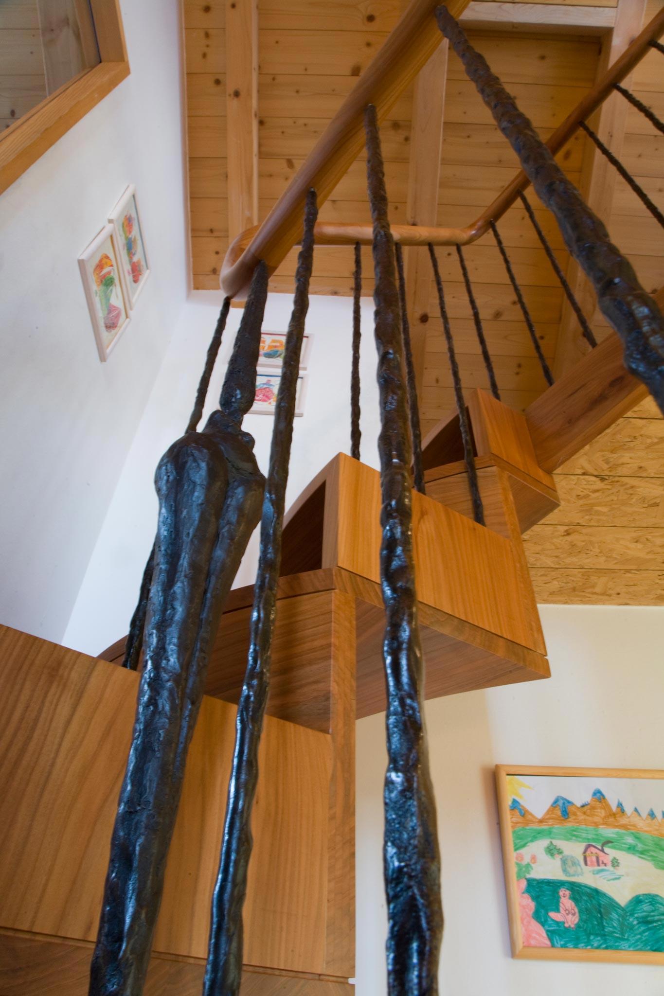 ES Dar fre escalier vtc 20 05 036 - Les escaliers de la grange
