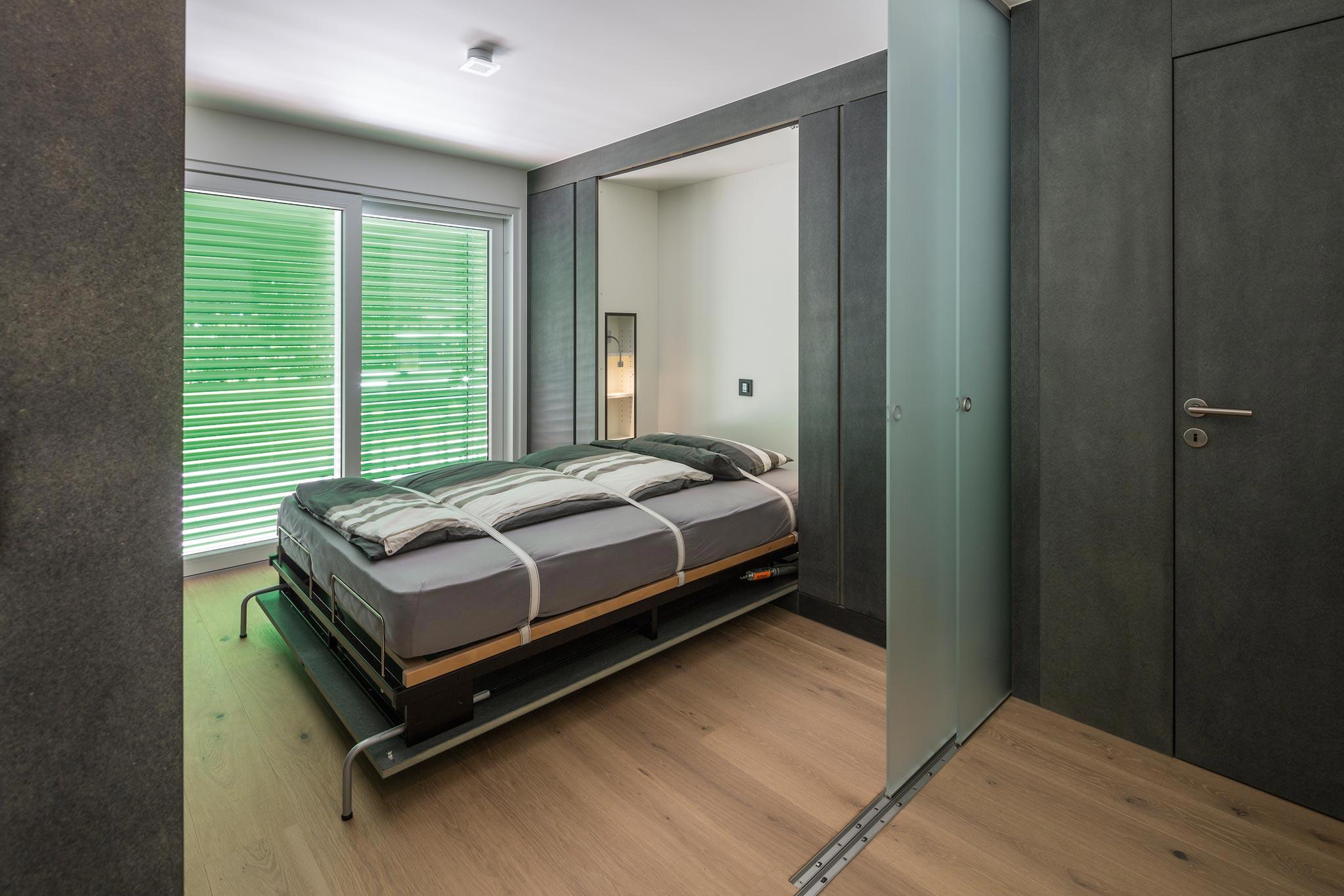 ES Bru 3680 chambre hor 20 05 032 - Une pièce modulable à Fully (Bj)