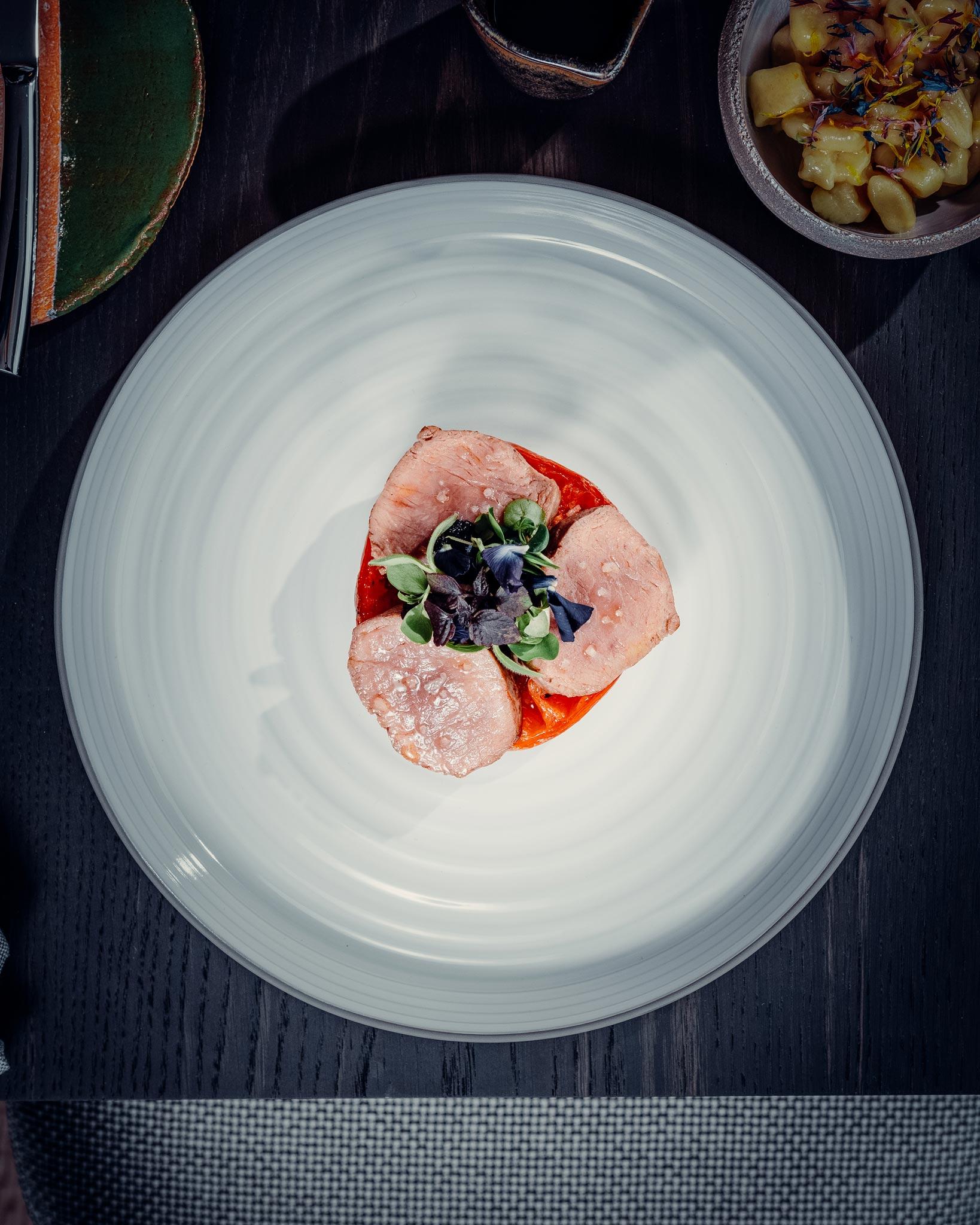 ES Aca 5760 restaurant vtc 20 07 013 - Restaurant le 1465 du Club Alpin