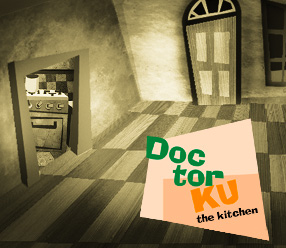 Doctor Ku - the kitchen
