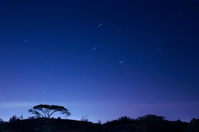 【流星群の出現日を日時で掲載!】流れ星を見るのにおすすめしたい日