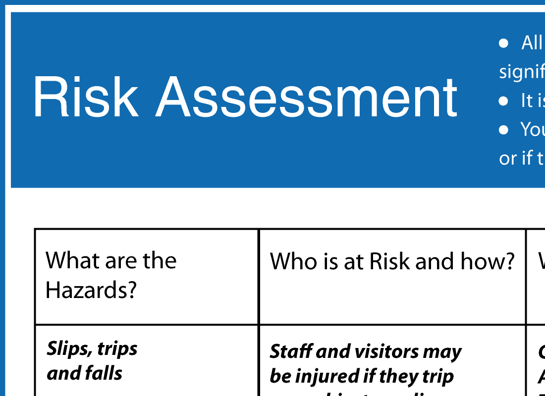 download risk assessment template – Risk Analysis Format