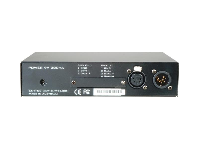 DMX Streamer Enregistreur DMX ENTTEC