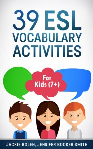 ESL Vocabulary Games for Kids