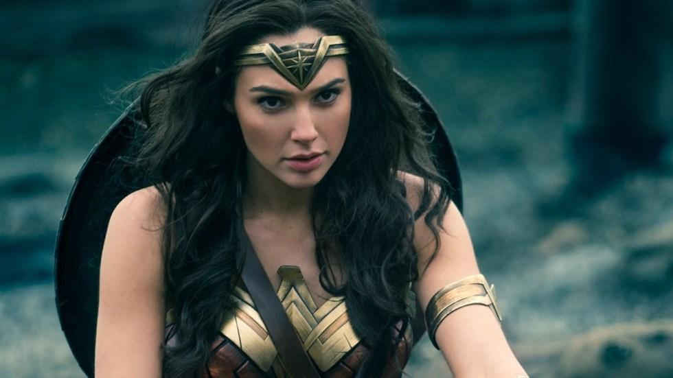 1. Wonder Woman (2017)