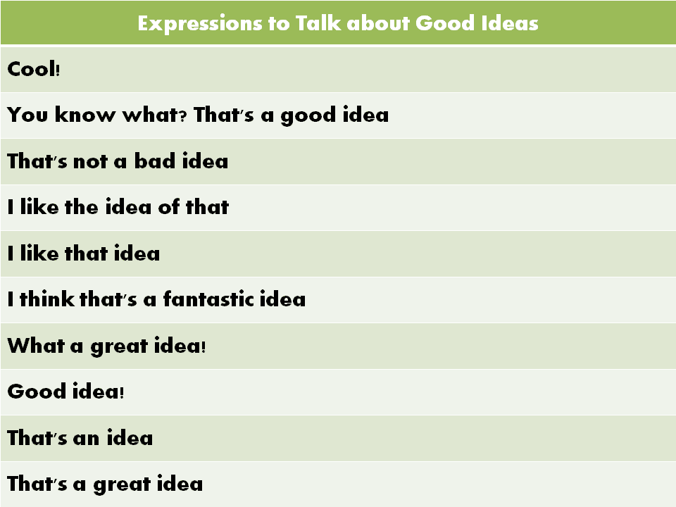 Useful English Expressions Commonly Used in Daily Conversations 18