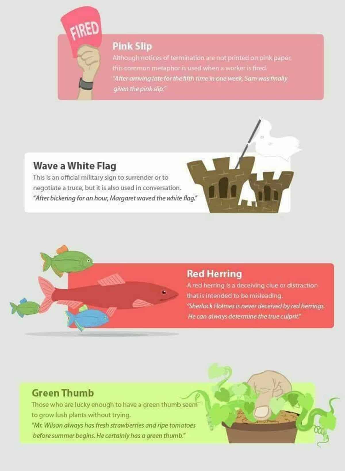 50+ Most Frequently Used English Idioms 21