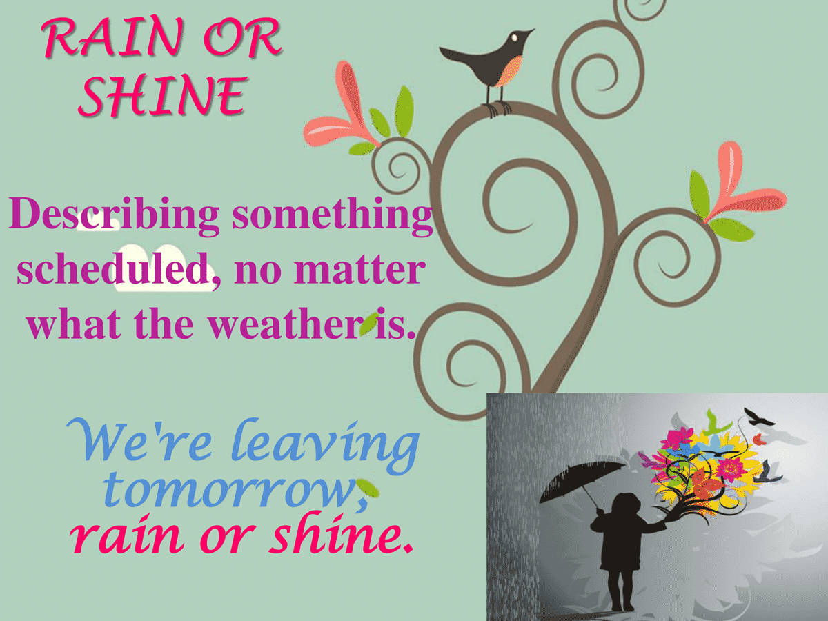 Idioms Used in Daily Life with Their Meaning 17