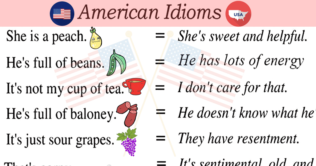 what is an idiom An idiom is a phrase that is more than the sum of its parts, or in other words, has  more of a meaning than the individual words used in the phrase examples.