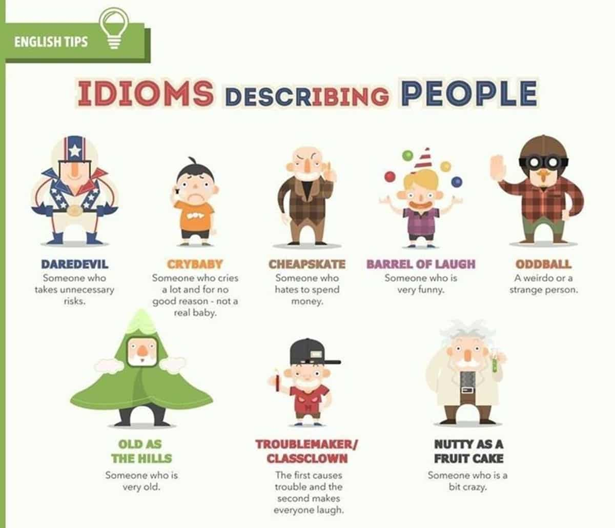 50+ Most Frequently Used English Idioms 15