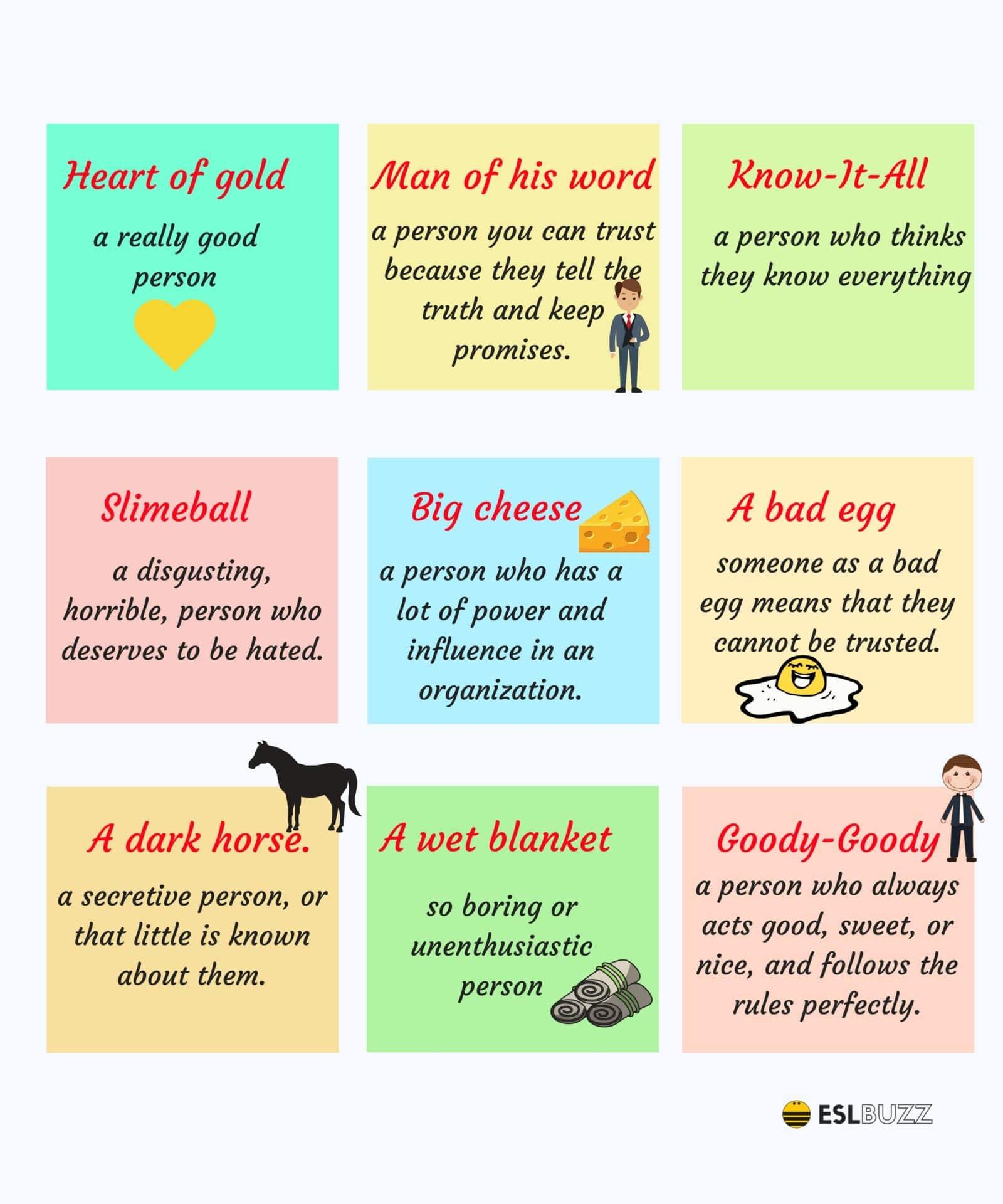 Fast car idioms 11