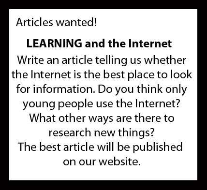 learning and the Internet
