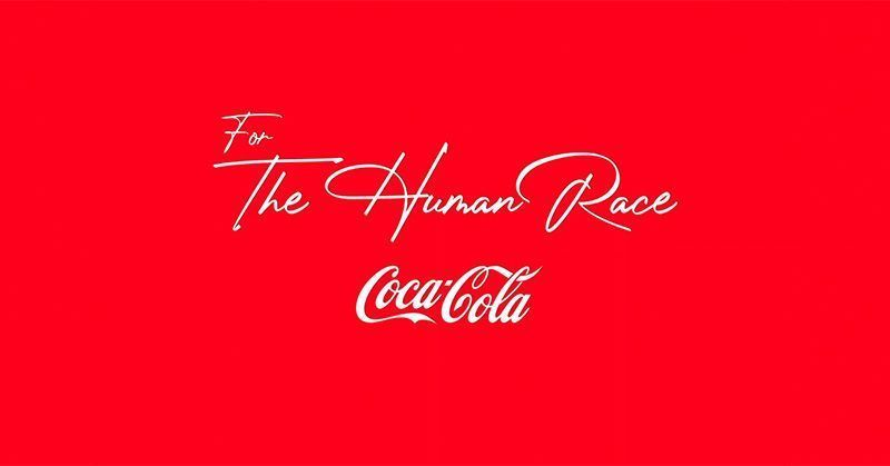 For the human race | Coca-Cola