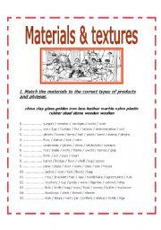 Materials Amp Textures