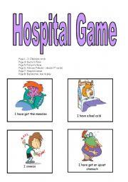 Hospital Game Should Shouldn T