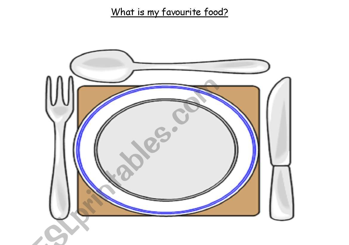 What Is My Favourite Food