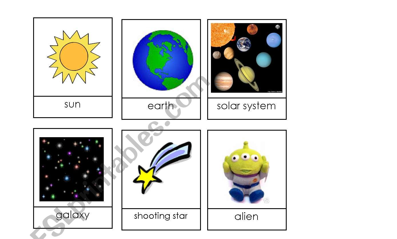 Flashcard Space