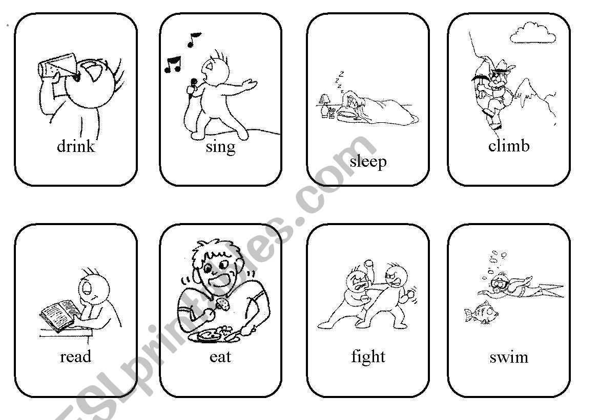 Write Your Own Fairy Tale Cards Game 7 Actions